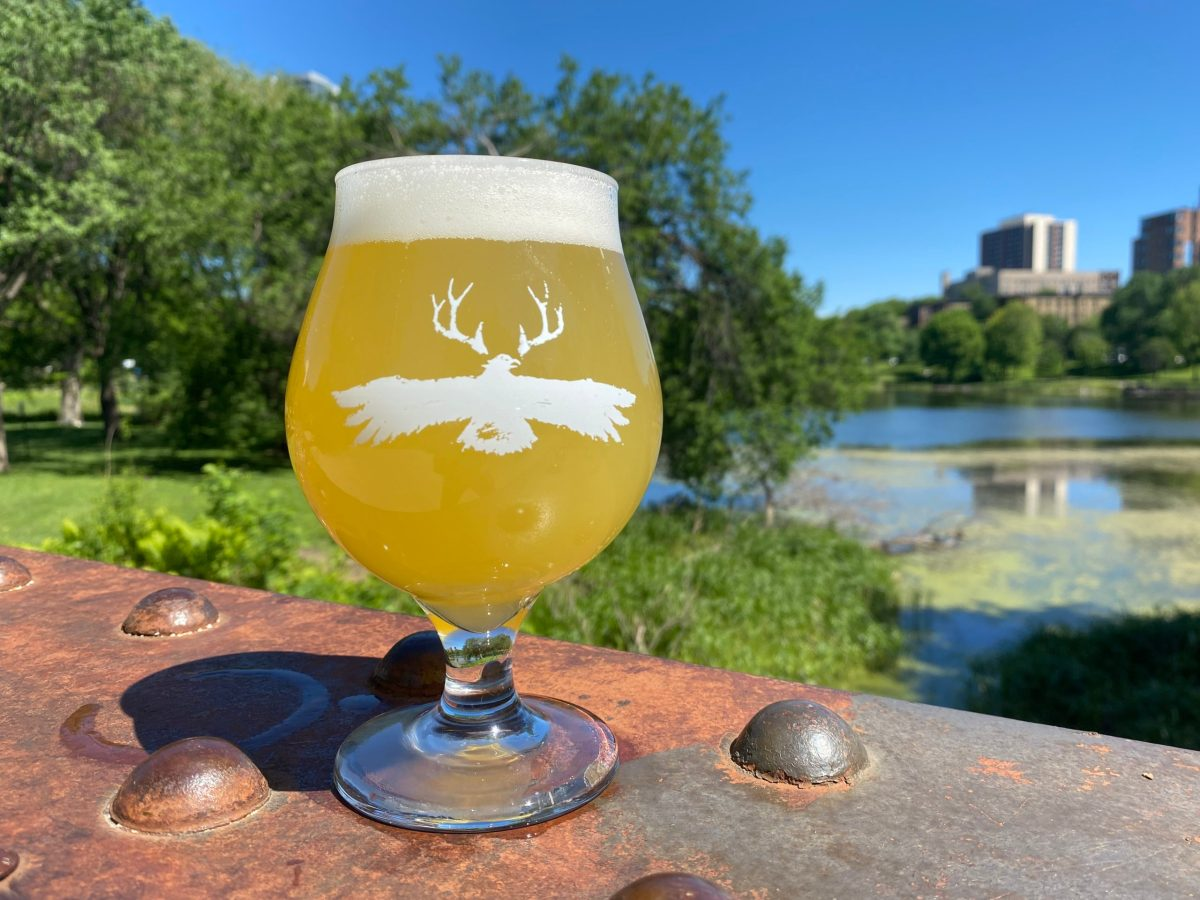 Lakes & Legends Mahalo Summer • Photo via Lakes & Legends Brewing Company