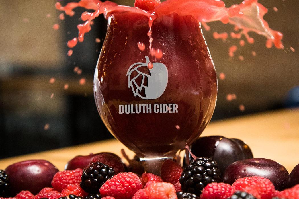 Duluth Cider Smoothie Cider • Photo via Duluth Cider