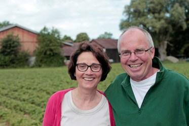 Familie Offenbeck in Karlsfeld