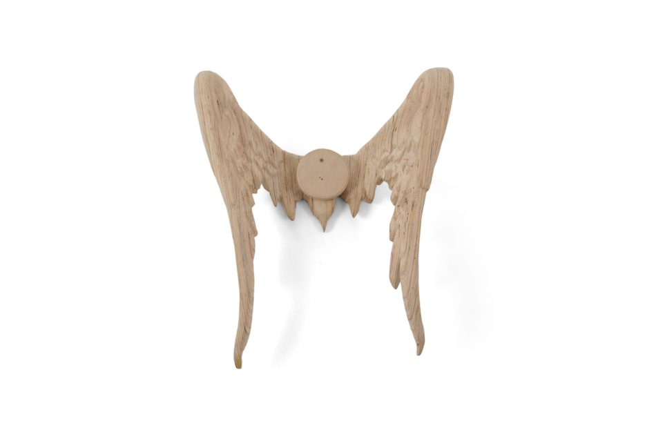 kinder uitvaart Nana Beerenberg vleugels zijkant boven