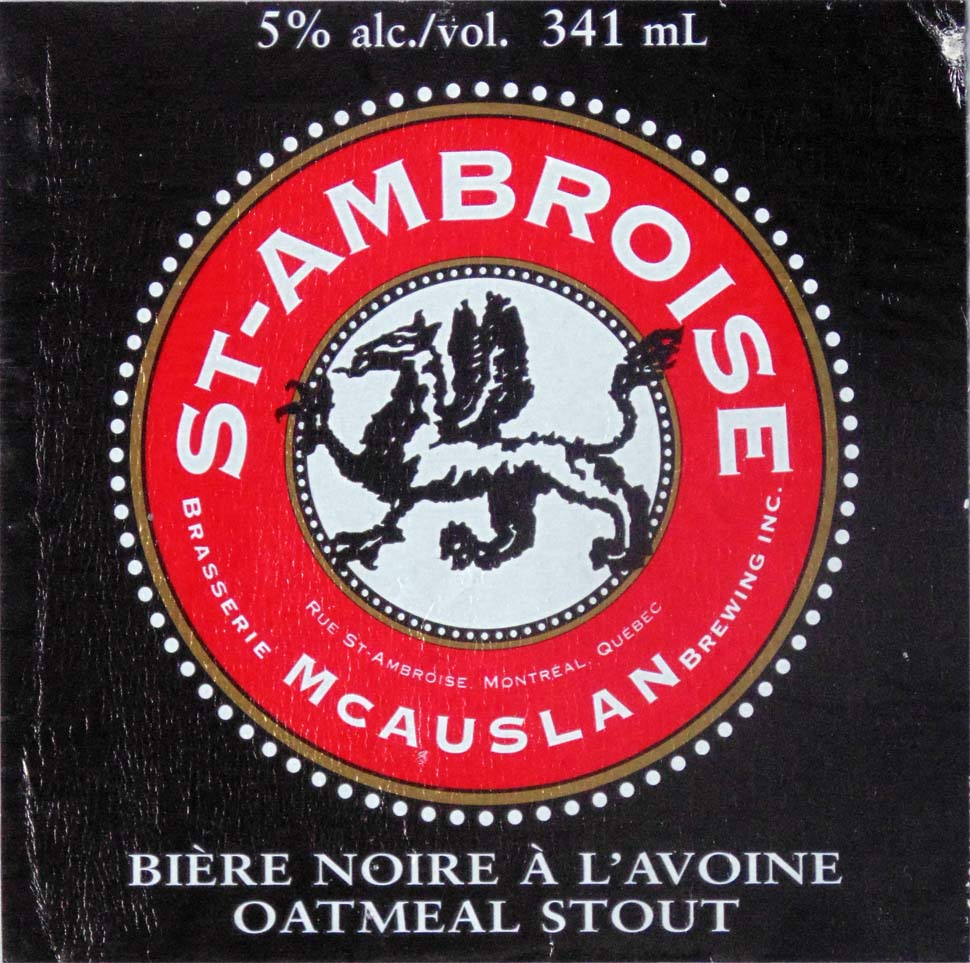 Montreal St Ambroise Brewery