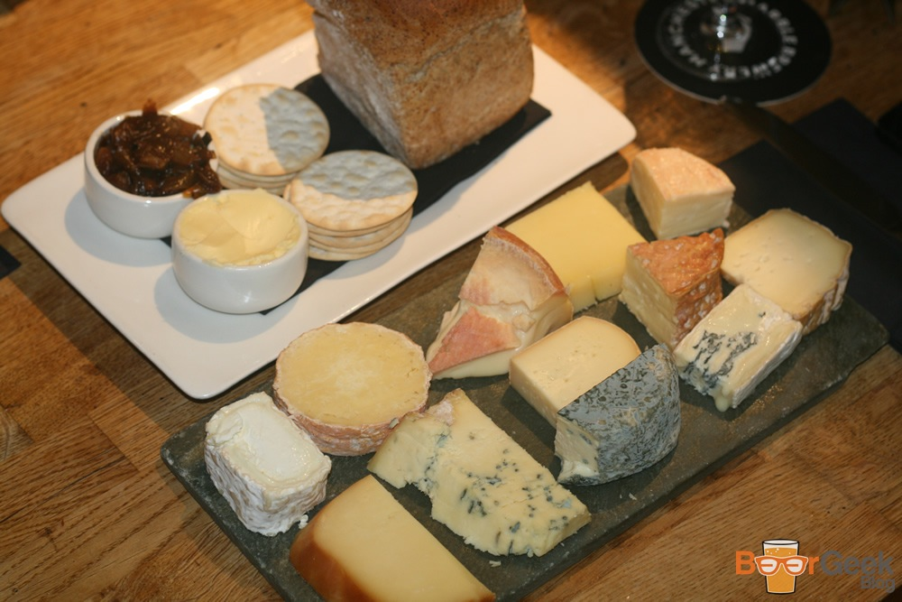 The Marble Arch Inn Manchester Amp The Best Cheeseboard In