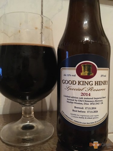 Old Chimneys - Good King Henry Special Reserve (2014)