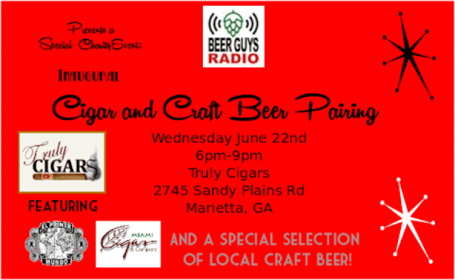 Beer Cigar Event