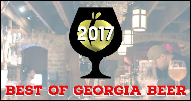 Best Georgia Beer Brewery