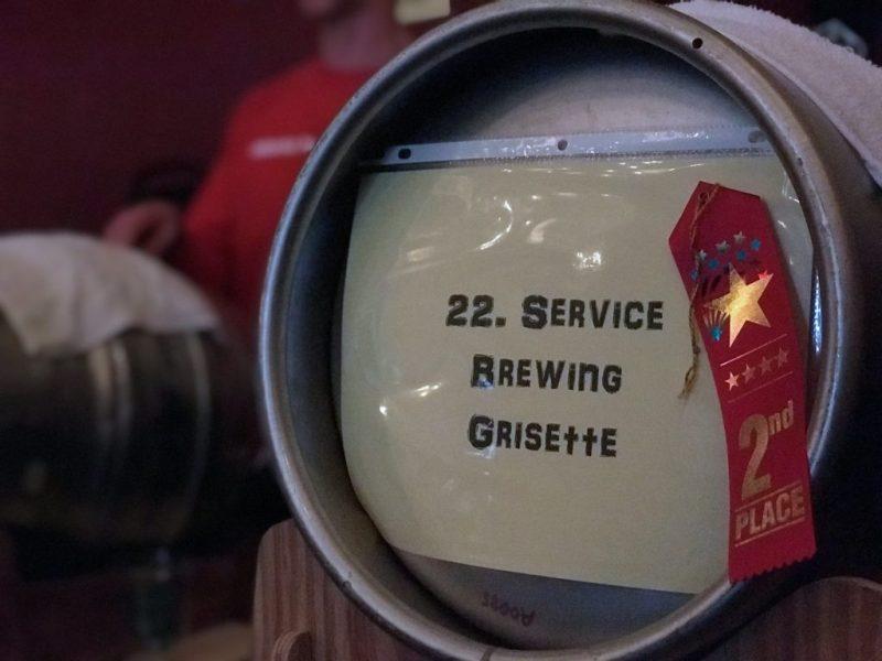 Service Grisette