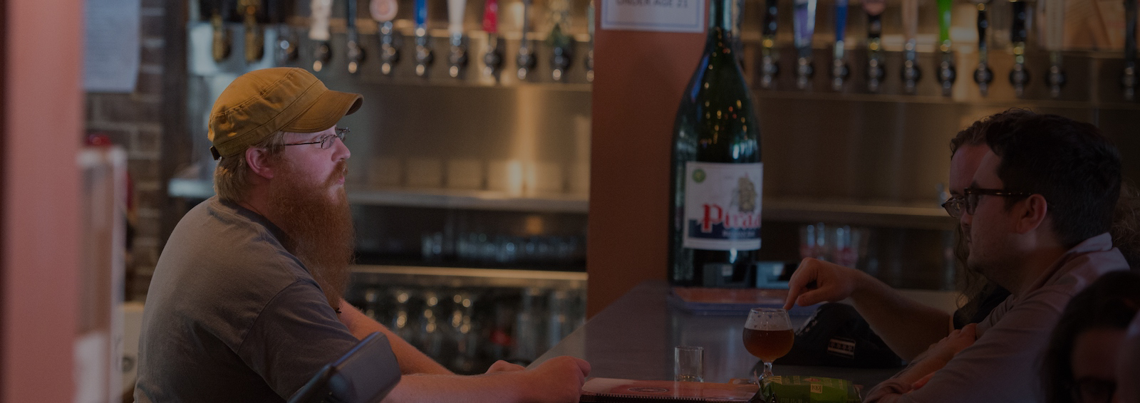 Beer Head Bars Culture