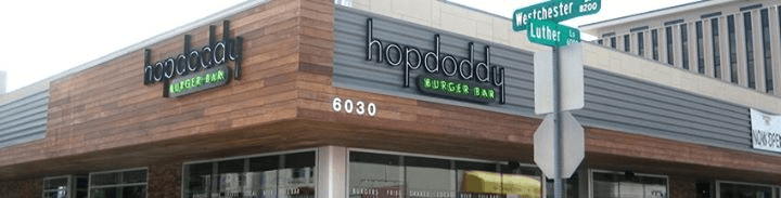 Hopdoddy Burger Bar Sign [Featured]
