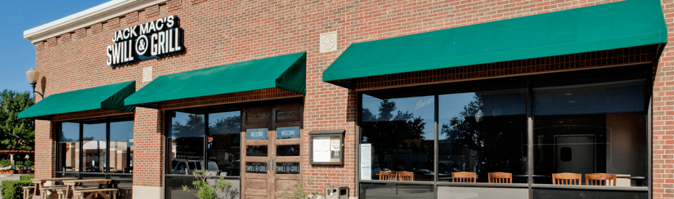 Jack Mac's Swill & Grill Sign [Featured]