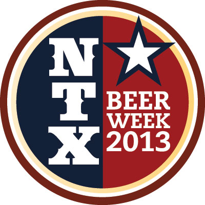 NTX Beer Week 2013 Untappd Badge
