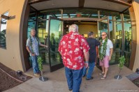 Maui Brewing Company Kihei Facility Blessing December 9, 2014-102