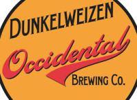 Occidental Brewing Dunkelweizen