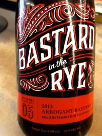 Stone Bastard In The Rye