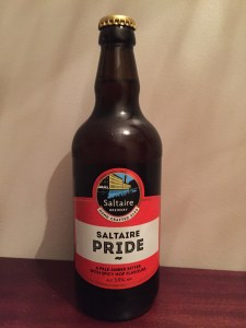 Pride, Saltaire Brewery, 3.9% ABV
