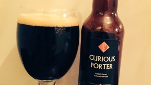 Curious Porter, Chapel Down Winery, 4.4% ABV