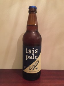 ISIS Pale Ale, Compass Brewery, 4.9% ABV