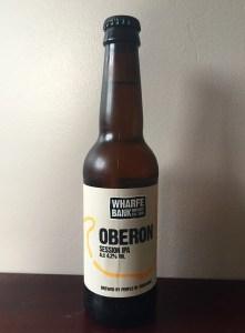 Oberon Session IPA beerliever.com Wharfe Bank
