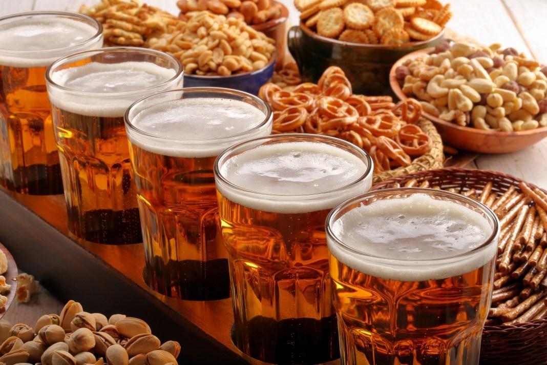 beer and food pairings