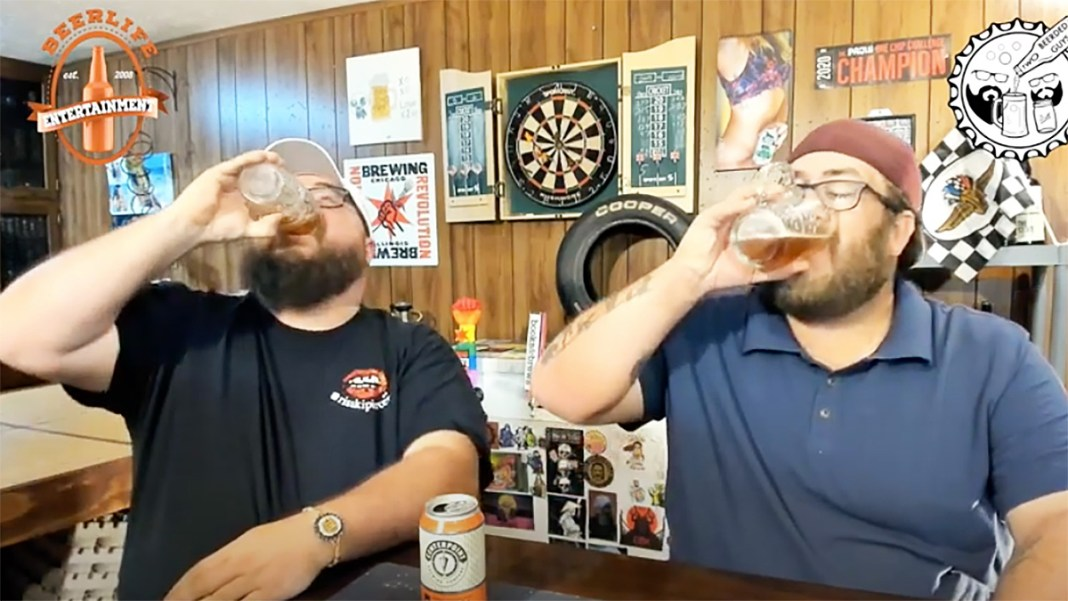 Two Beerded Guys Fast Nine