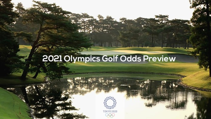 2021 Olympics Golf Odds Preview