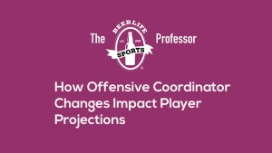 How Offensive Coordinator Changes Impact Player Projections
