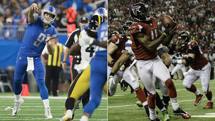 Stafford and Jones on the move