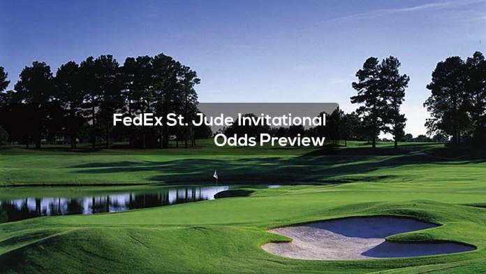 FedExSt Judes OddsPreview