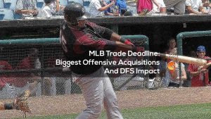 MLB Trade Deadline: Biggest Offensive Acquisitions And DFS Impact