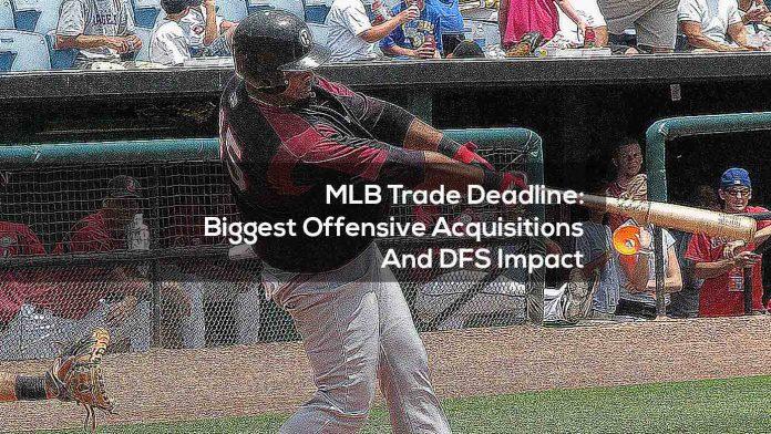 MLB Trade Deadline-Acqusitions