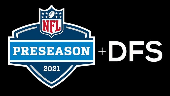NFL Preseason + DFS