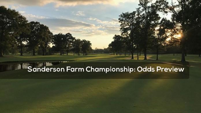 Sanderson Farm Championship- Odds Preview