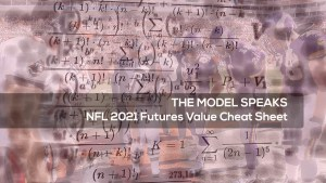 The Model Speaks: NFL 2021 Futures Value Cheat Sheet
