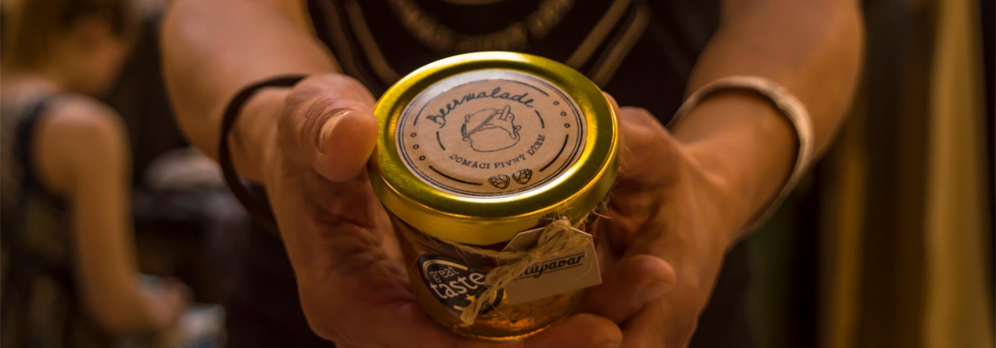 lokalnytrh.sk – BEERMALADE – slovenská firma vyrábajúca džem z remeselného piva