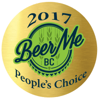 The Best in BC Craft Beer - 2017 People's Choice Awards