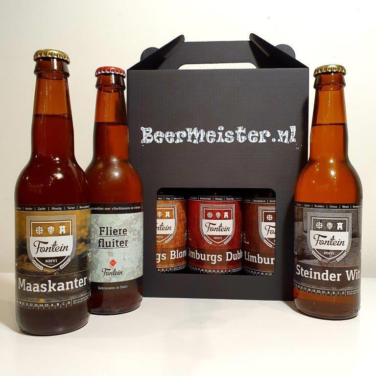 BeerMeister Brouwerij Box Fontein