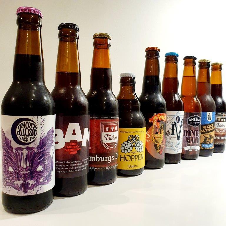 BeerMeister Bierpakket - Donkere verrassing