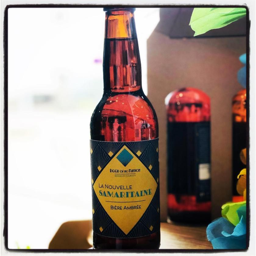 bières artisanales vittel ambrée