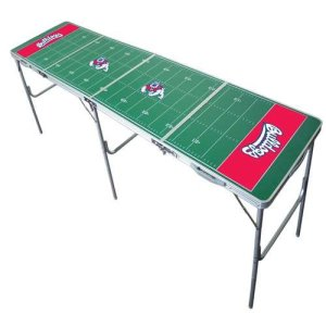Fresno State Beer Pong Table