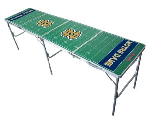 Notre Dame Beer Pong Table