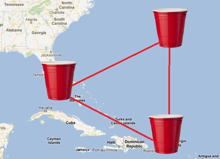 Bermuda Triangle Rule