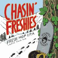 Deschutes Chasin' Freshies Fresh Hop IPA