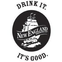 new england brewing logo