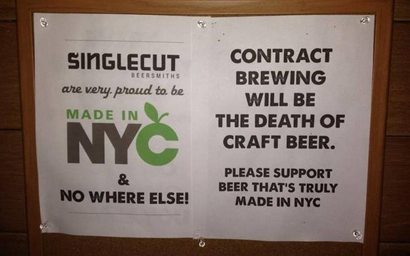 Contract Brewing and Craft Beer