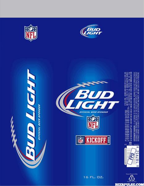 Nfl Bud Light Cans