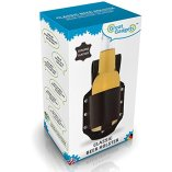 GreatGadgets-1880-Genuine-Leather-Classic-Beer-Holster-Espresso-Brown-0-5
