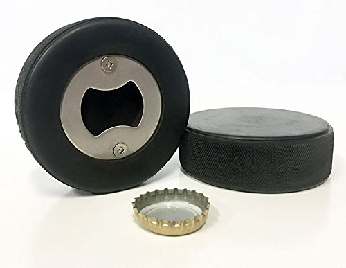 Puck-Off-opener-Hockey-Puck-Bottle-Opener-Authentic-Game-Quality-Puck-100-Canadian-Made-Unique-hockey-barware-gift-for-the-ultimate-fan-0