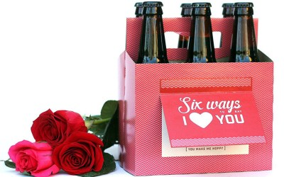 Six-Pack Greeting Card Box – The Best Gift Ever