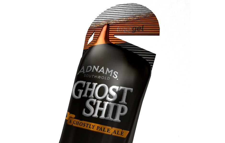 TORQ/Adnams Winter Shandy Gel