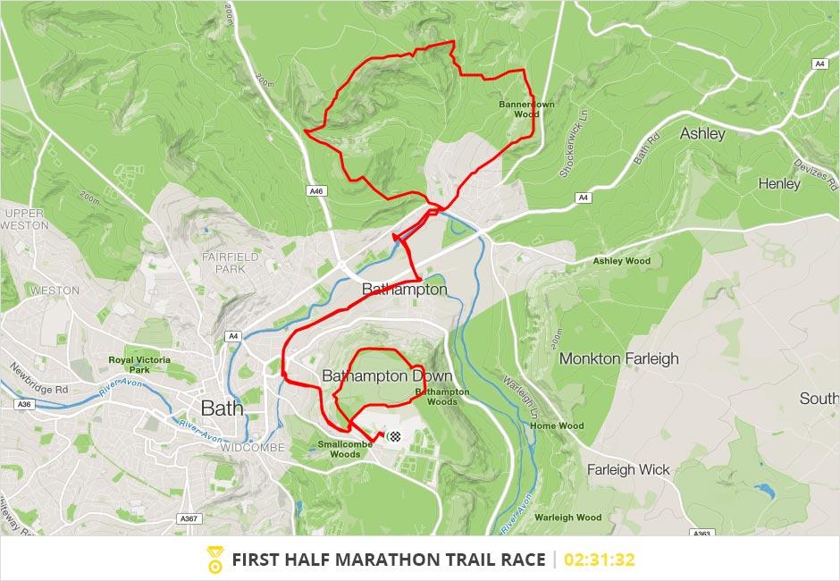 firsthalfmarathontrailrace