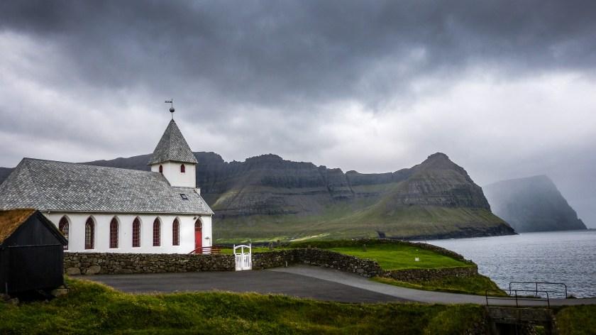 Viðareiði, Faroe Island